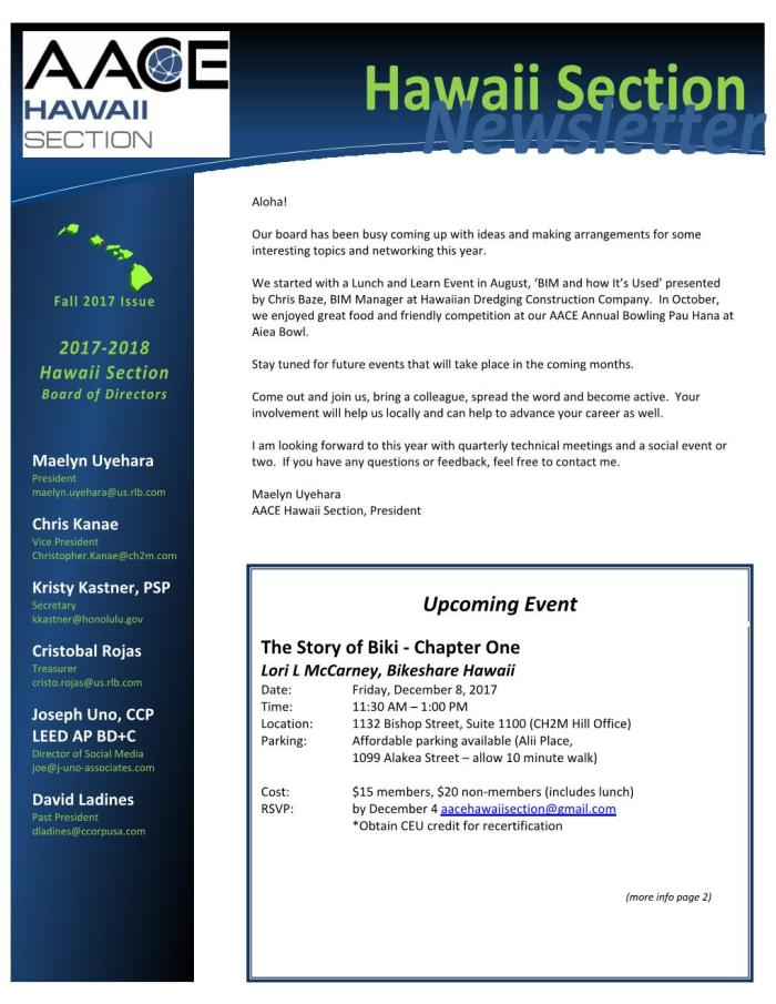 AACE HI Newsletter 2017-12 Page 001