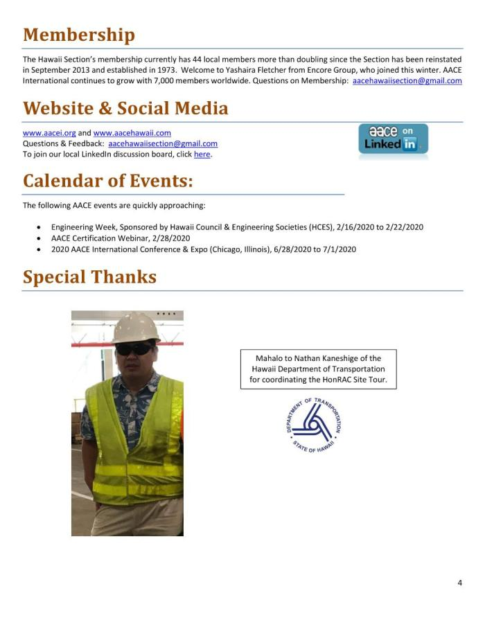 AACE HI Newsletter Page 004